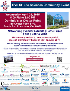 SFLE Vendor Show Flyer 04-29-2015